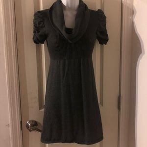 Cowl Neck Sweater Dress sz S